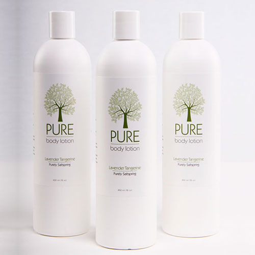 Hand and Body Lotion – NEW Larger size! 16oz/500ml