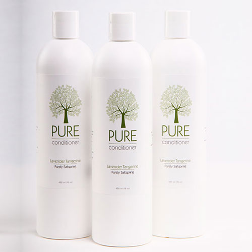 Pure Conditioner – NEW Larger size! 16oz/500ml